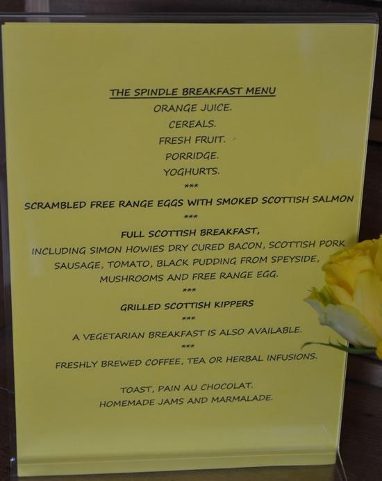 Breakfast Manu